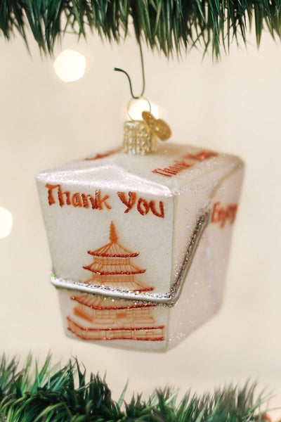 Ornament, Chinese Take-Out