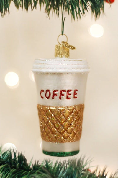 Ornament, Coffee To Go