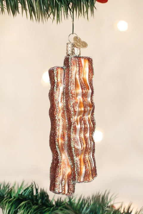 Ornament, Bacon Strips