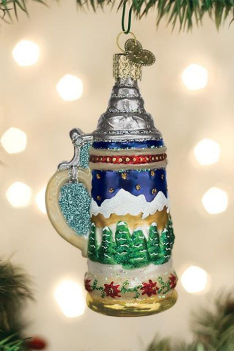 Ornament, German Stein