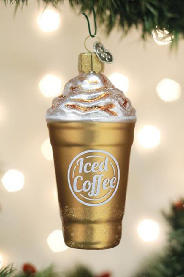 Ornament, Blended Coffee