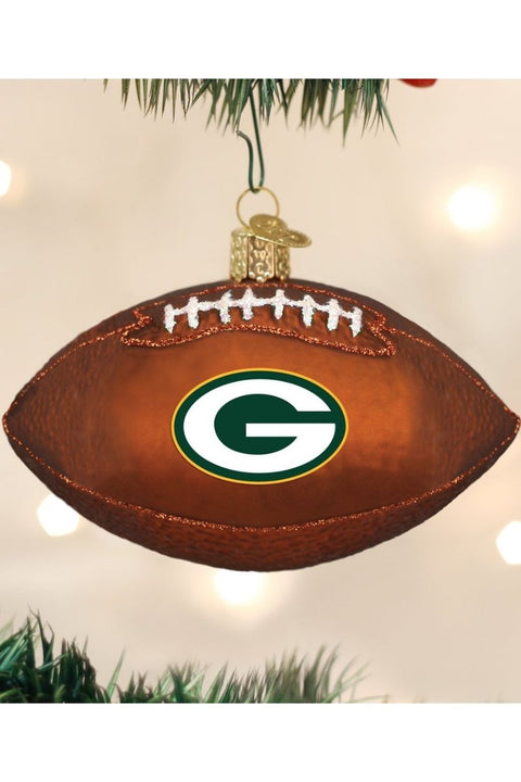 Ornament, Green Bay Packers Football