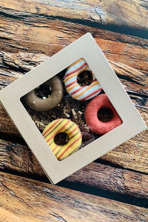 """Donut Barkery Box"" Dog Treats"
