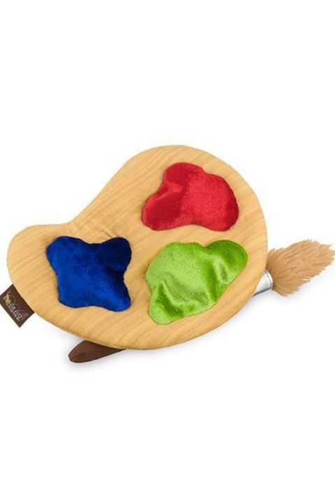 Puppy's Palette Dog Toy