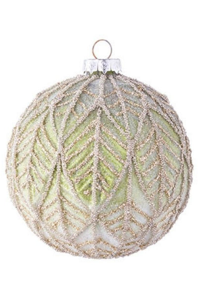Ornament, Leaf Pattern