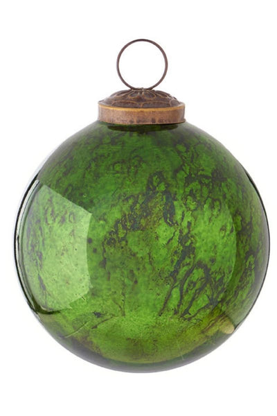 Ornament, Green Ball