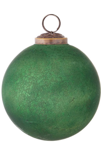 Ornament, Antique Mercury Ball