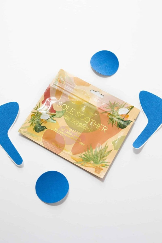 CBD Sole Soother Foot Patch