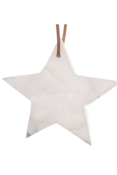 Ornament, Marble Star