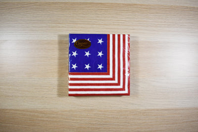 Star Spangled Lunch Napkins