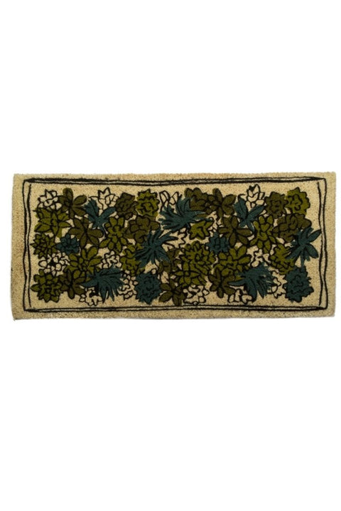 Doormat, Succulent Estate Coir