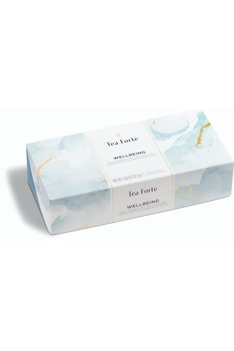 Tea Forte Wellbeing Petite Presentation Box