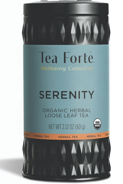 Tea Forte Loose Leaf Serenity Wellbeing