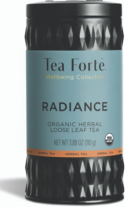 Tea Forte Loose Leaf Radiance Wellbeing