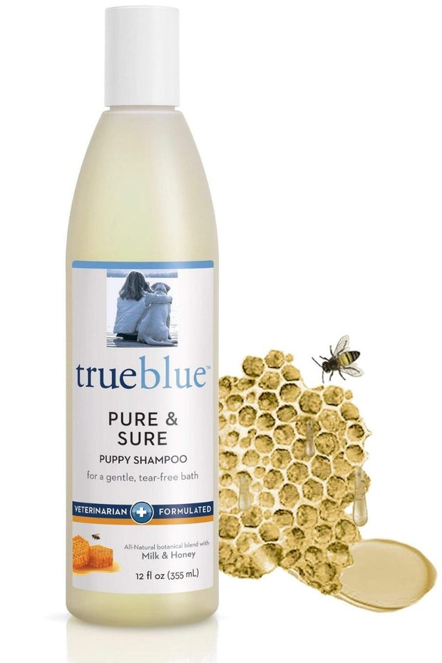 TrueBlue Pure & Sure Puppy Shampoo 12 oz
