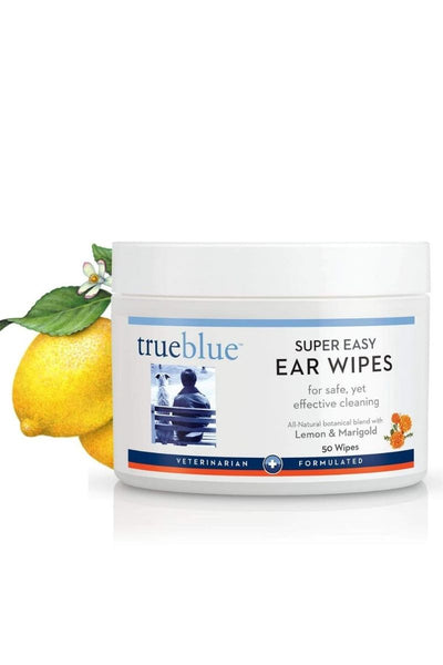 TrueBlue Super Easy Ear Wipes