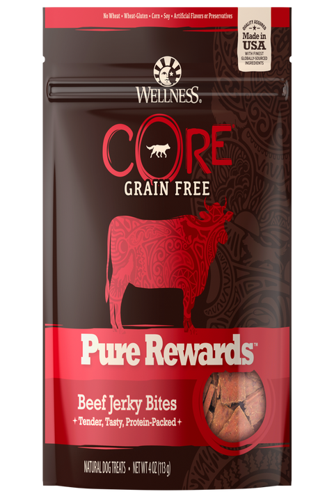 Wellness Pure Reward Beef, 4oz