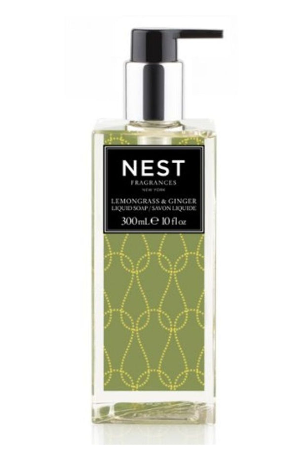Nest Lemongrass Liquid Soap