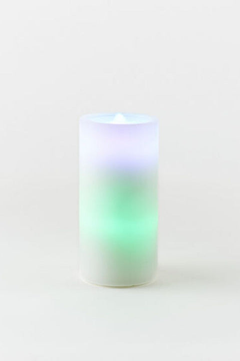 180 Degrees: Aurora Borealis Water Wick Candle