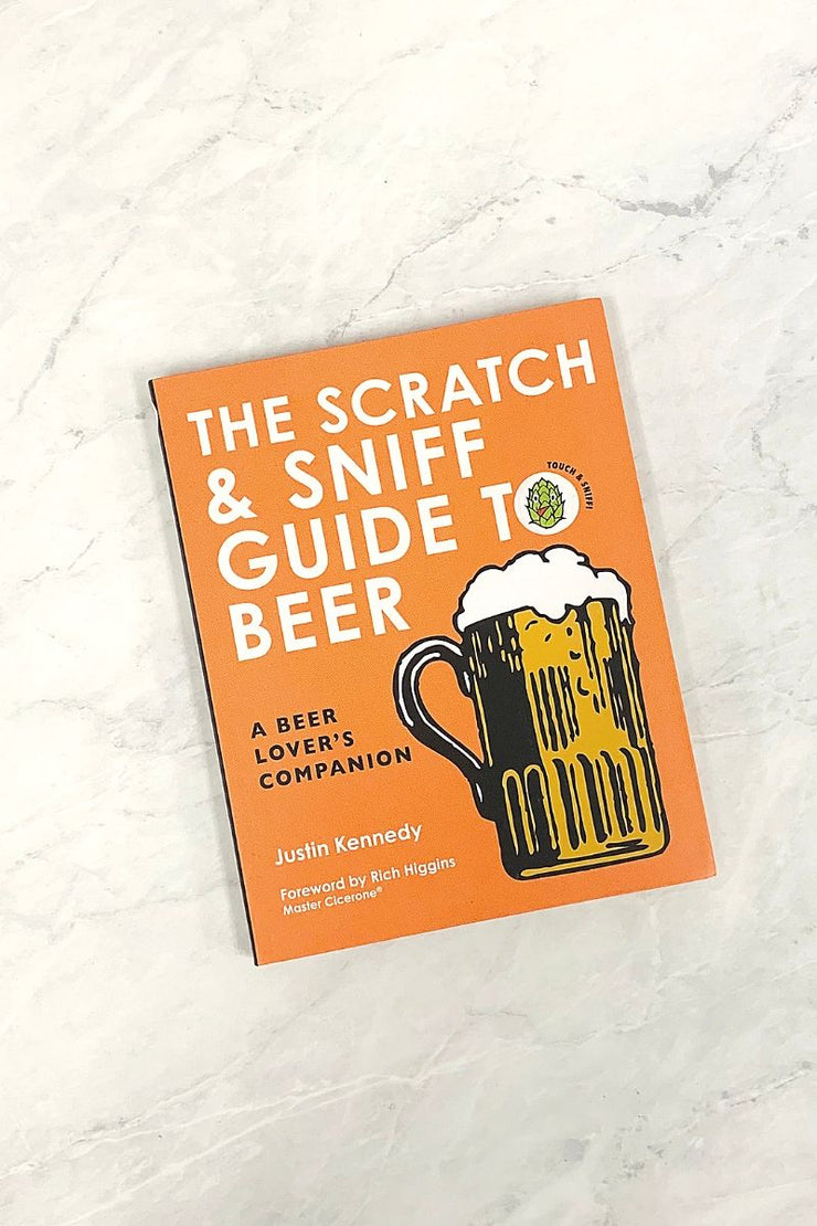 The Scratch + Sniff Guide to Beer