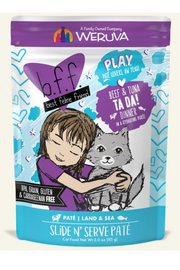 Weruva BFF Play Ta Da! Recipe Pouches Wet Cat Food