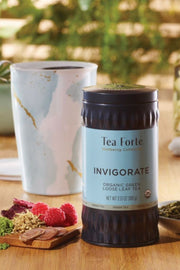 Tea Forte Loose Leaf Invigorate Wellbeing