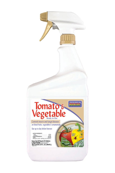 Bonide Tomato and Vegetable Spray RTU