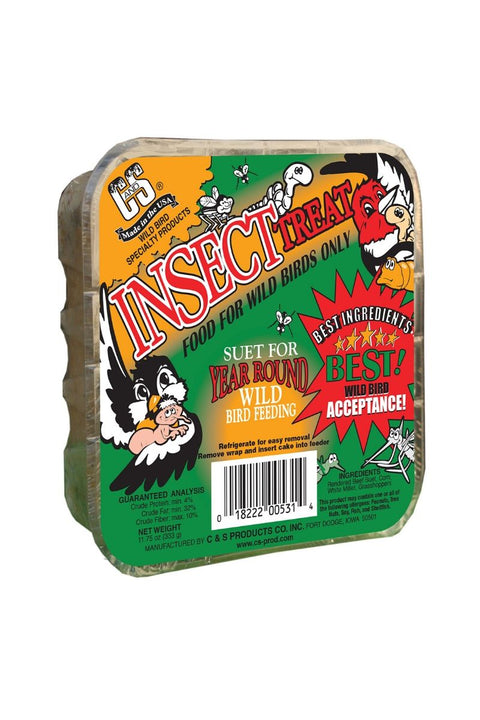 C&S Insect Treat Suet