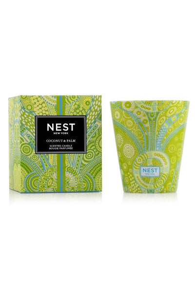 NEST Coconut & Palm Candle