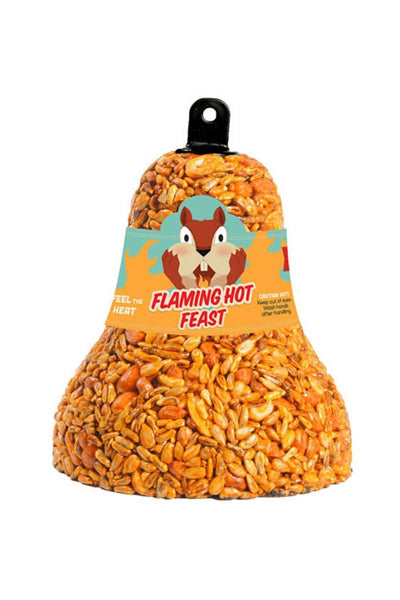 Mr. Bird Flaming Hot Feast Bell