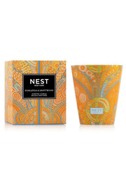 NEST Pineapple & Driftwood Candle