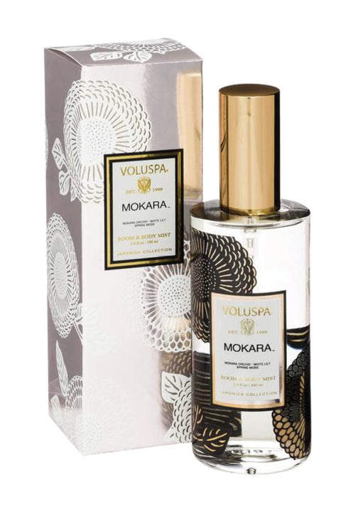 VOLUSPA Mokara Room & Body Spray