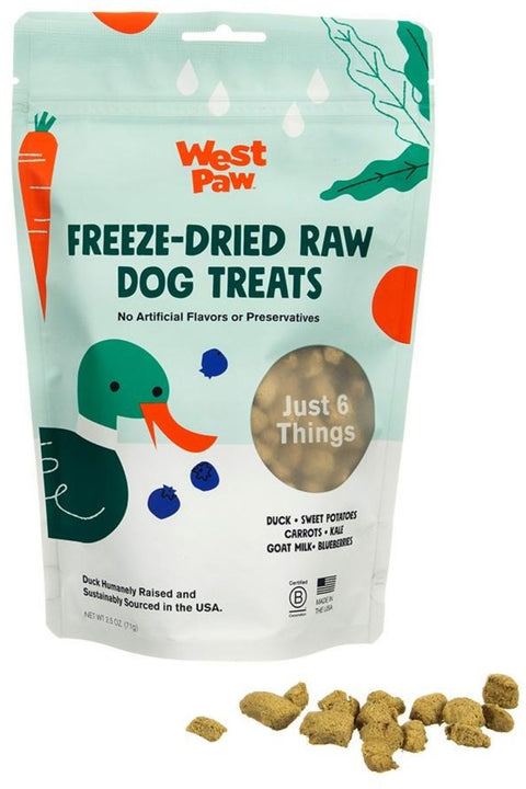 West Paw Duck with Superfood Dog Treats