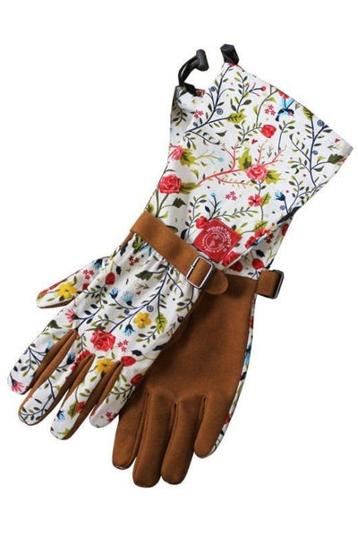 Womanswork Garden Of Paradise Arm Saver Gloves