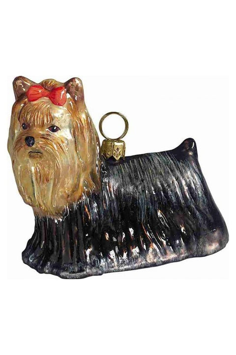 Yorkshire Terrier Ornament