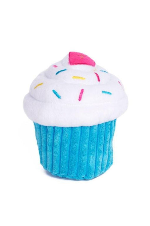 Zippy Paws Blue Cupcake