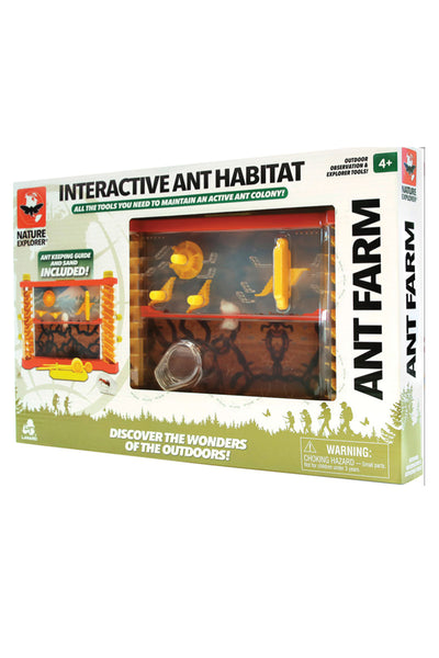 KIDS: Nature Explorer Ant Farm