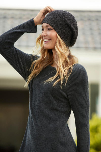 The Cozychic Lite Ribbed Beanie