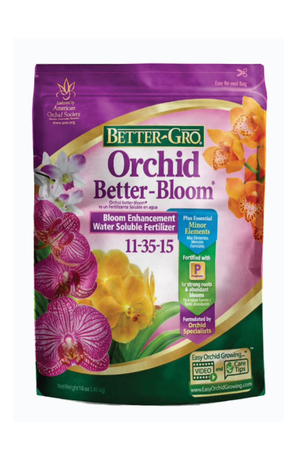 Orchid Better-Bloom Indoor Plant Food
