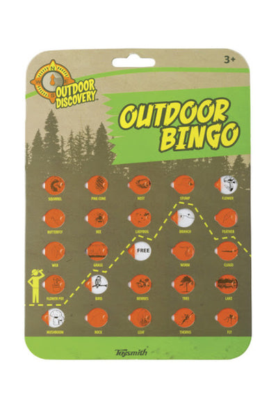 KIDS: Outdoor Bingo