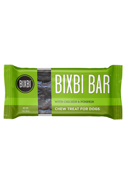 Bixbi Chicken & Pumpkin Bar