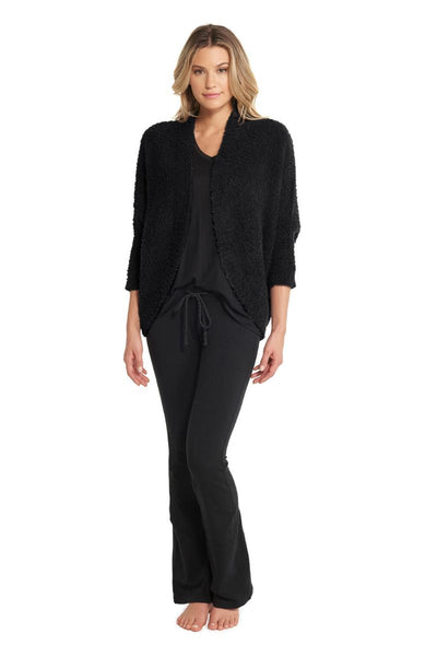 Barefoot Dreams: The Cozychic Shrug - Black