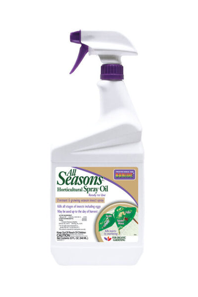 Bonide® All Seasons Horticultural Oil Ready to Use Spray