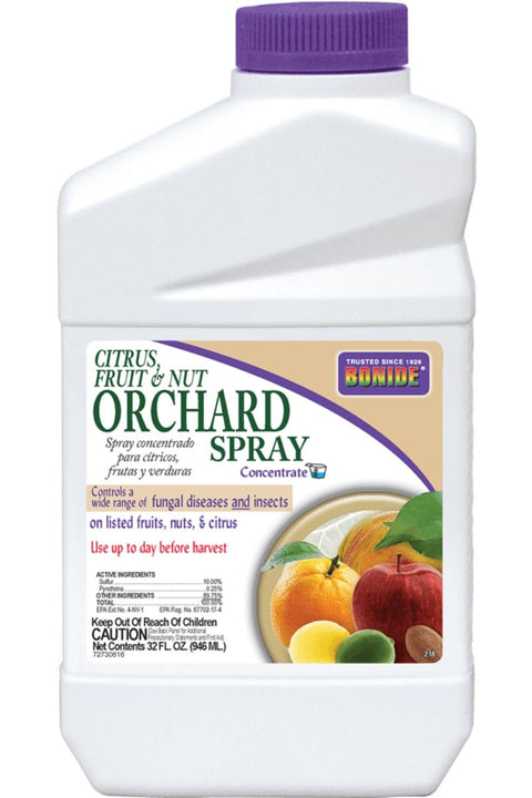Citrus, Fruit & Nut Orchard Spray Concentrate 32 Fl Oz