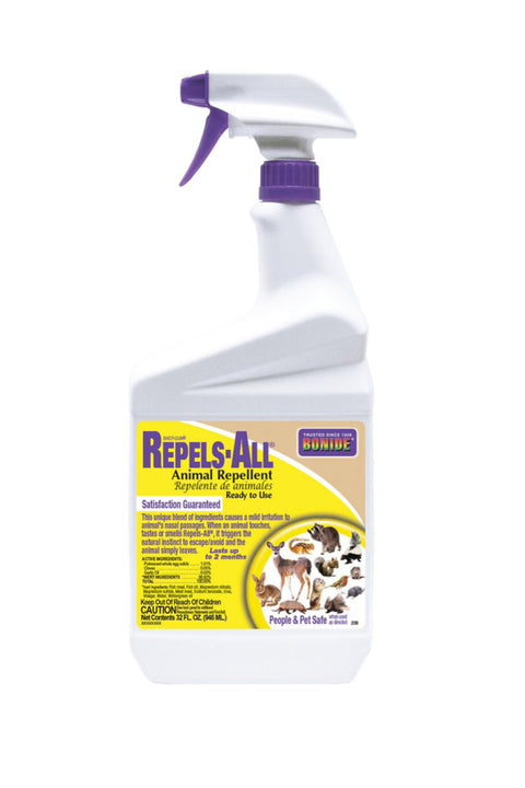 Repels-All Animal Repellent Spray