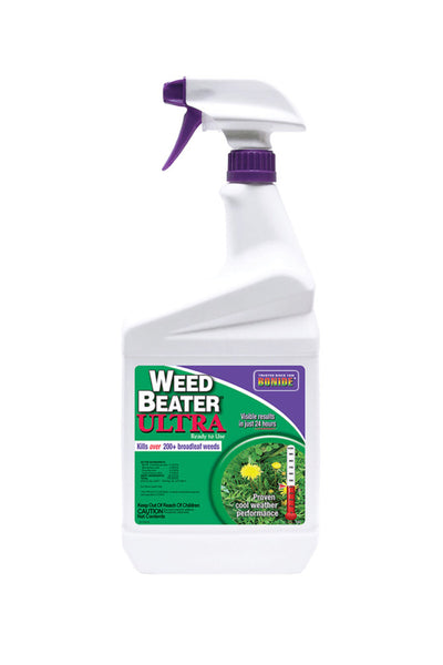 Bonide Weed Beater Weed Killer RTU Liquid 32 oz.