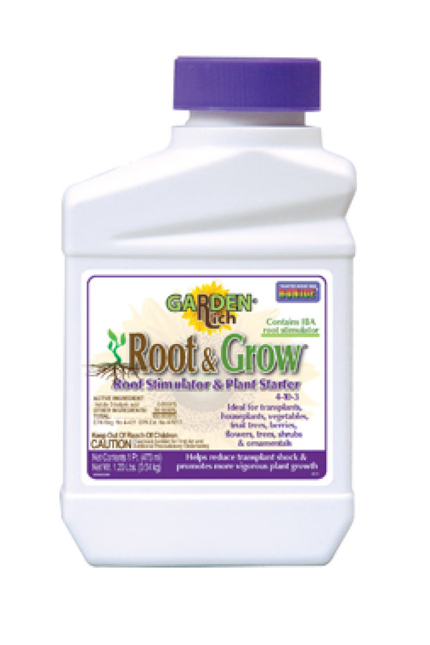 Root & Grow 4-10-3: 1 Pint