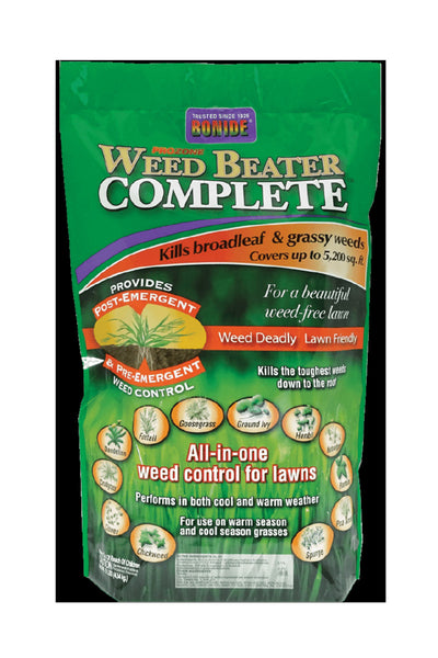 Weed Beater® Complete 10lb Bag