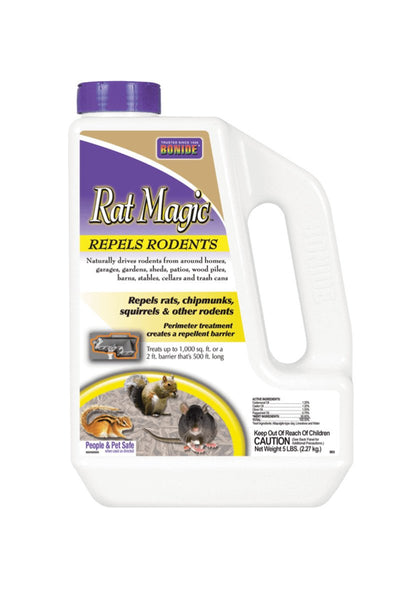 Bonide Rat Magic Granules