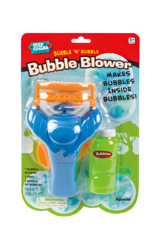 KIDS: Bubble Blower